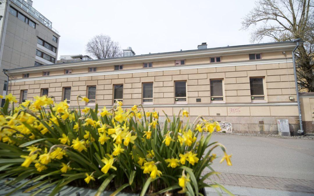 Kirjan talo joutuu luopumaan tiloistaan keväällä 2022